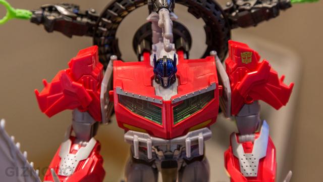 """Jak Transformers přichází k """"životu"""""""