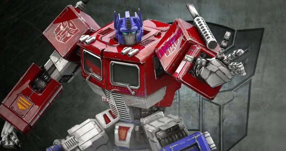 G1 v Transformers: Rise Of The Dark Spark