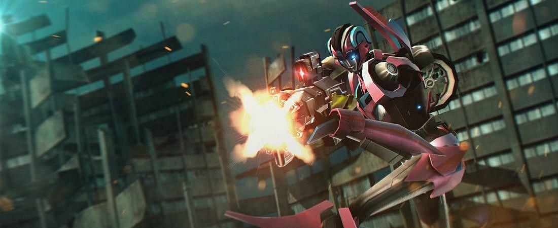 Transformers Universe: Gameplay trailer