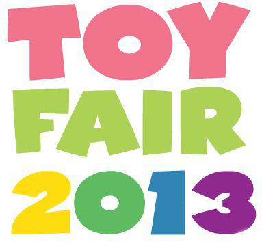 Žhavé novinky z Toy Fair 2013