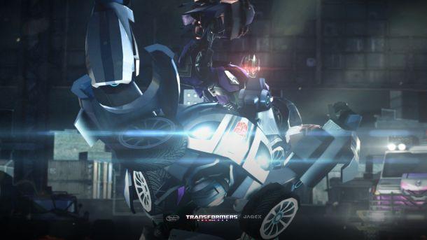 Transformers Universe info od PCGamer